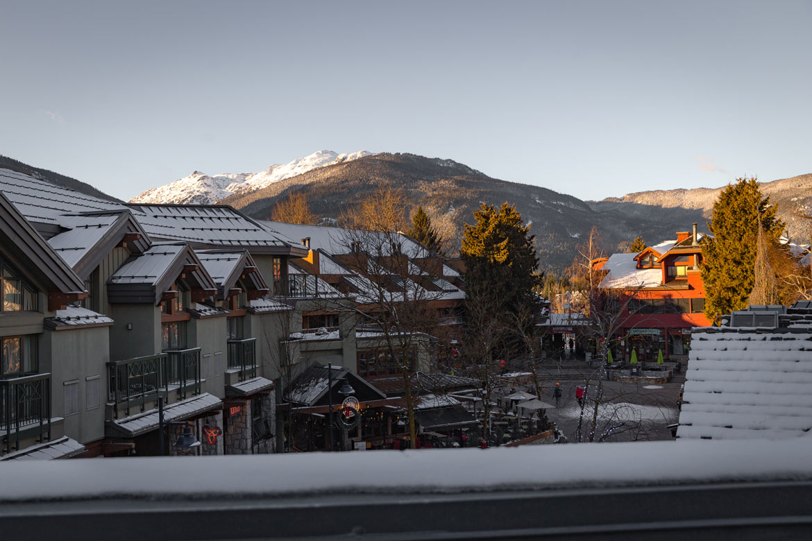 The Fact That Whistler Village Has To Sheepishly Wag Its Head When Asked If  It Sports Any Rooftop Patios Is Going To Change In 2018 When We Open The  Rooftop ...